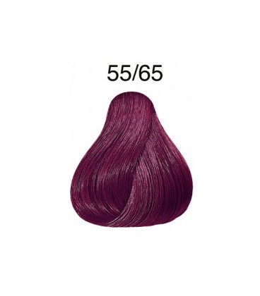 Wella Color Touch 55 65 Light Purple Rich Mahogany Brown