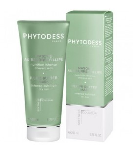 Phytodess Masque au beurre d'Illipe 200ml