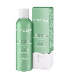 Phytodess shampooing à l'argile blanche 250ml
