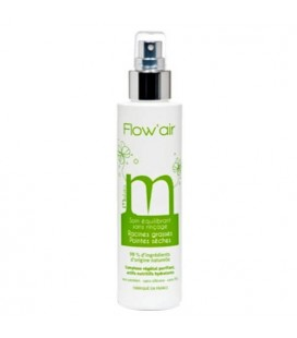 Mulato Flow'air treatment without rinsing the roots greasy spikes dry 150ml
