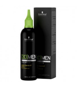 Schwarzkopf [3D] MEN SION Anti-Dandruff Tonic (150ml)