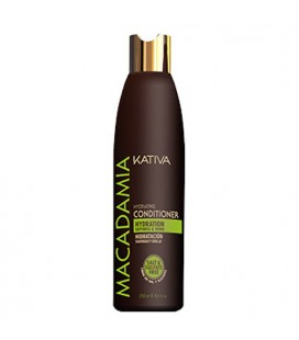 Macadamia conditioner hydratant