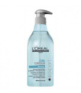 Curl contour shampooing l'oreal professionnel 500ml