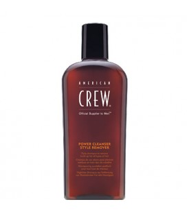 American Crew Power cleanser style remover shampoo