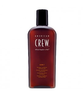 American Crew 3-in-1 shampooing soin et gel douche 450ml