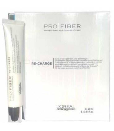Pro Fiber Re-charge cure 6x20ml