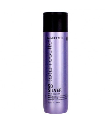 Matrix Total results Color obsessed so silver shampooing 300ml