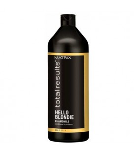 Matrix Total results Hello Blondie soin à rincer 1000ml