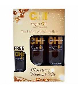 CHI Argan Oil plus Moringa coffret
