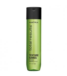 Matrix Total Results Texture Games shampooing 300ml
