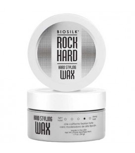 Biosilk Rock Hard Styling wax 54g