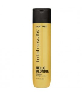 Matrix Total Results Hello Blondie shampooing 300ml