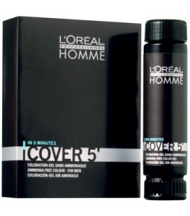 COVER 5 dark Brown N°3 bottle 50ml