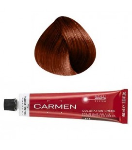 Carmen 6*45 Dark coppery blond mahogany 60ml
