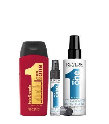 Lot Of 3 Products Uniq One Lotus