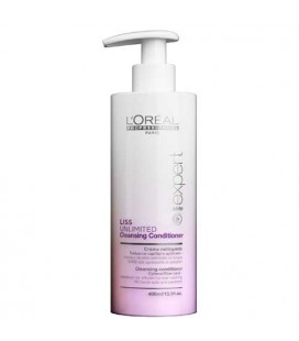 L'Oréal Cleansing Conditioner Liss Unlimited 400ml
