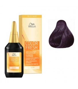 Color Fresh chestnut with dark, dark purple intense 3/66 (75ml)