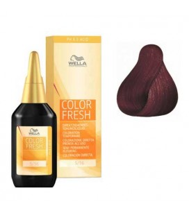 Color Fresh light brown mahogany purple 5/56 (75ml)