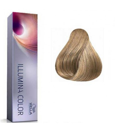 Wella Illumina Color 8 69 Light Blond Dark Purple Smoked