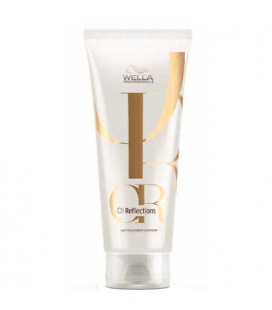 Wella Oil Reflections Or conditioner révélateur de lumière 200ml