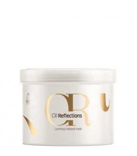 Wella Oil Reflections Or masque sublimateur de lumière 500ml
