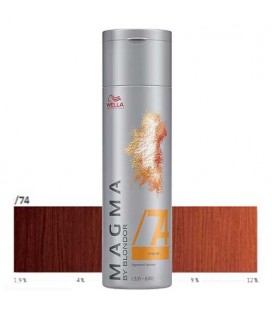 Magma /74 brown red 120g