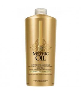 L'Oreal Mythic Oil oils Shampoo for normal to fine hair 1000ml