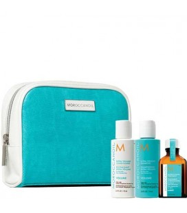 Moroccanoil minis kit Extra Volume products