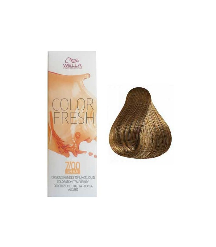 Wella Color Fresh 7 00 Blonde Intense Natural