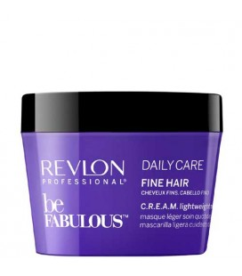Fabulous daily care fine hair shampoo 250ml