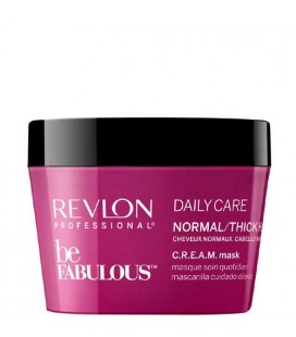Fabulous daily care conditioner normal to thick hair 250ml