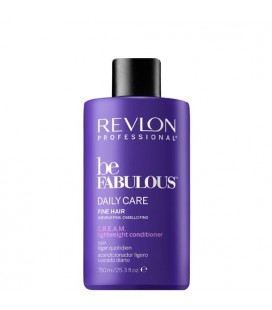 Be Fabulous daily care soin léger cheveux fins 750ml