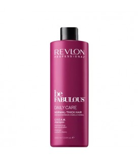 Be Fabulous daily care Shampooing cheveux normaux à épais 1000ml