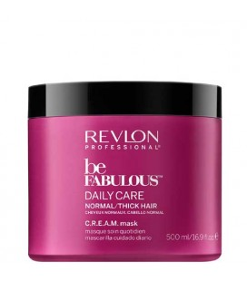 Be Fabulous daily care masque cheveux normaux à épais 500ml