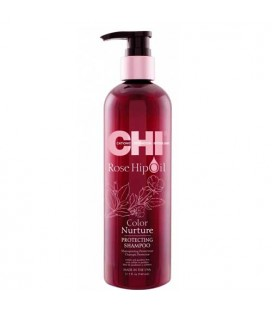 CHI Rose Hip Oil shampooing 340ml