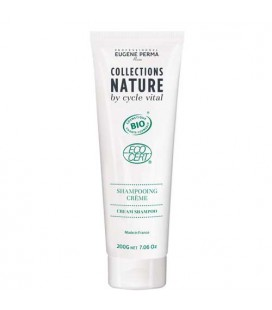 Certified Organic Cream Shampoo 250ml