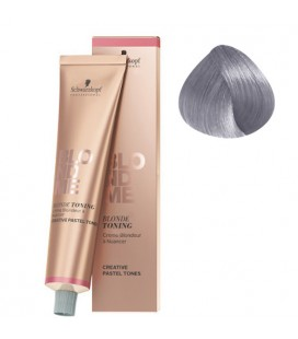 Schwarzkopf BlondMe Cream Blondeur à Nuancer Blue Metallic Smoked 60ml