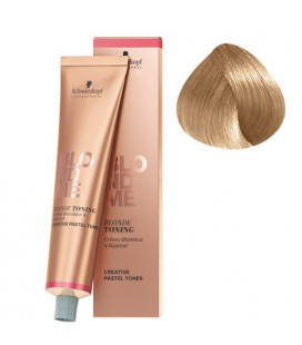 Schwarzkopf BlondMe Cream Blondeur to shade caramel 60ml