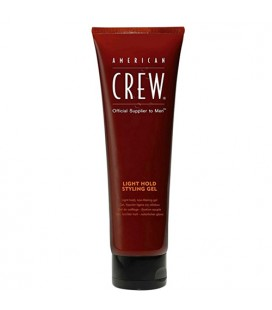 American Crew Light hold styling gel 250ml