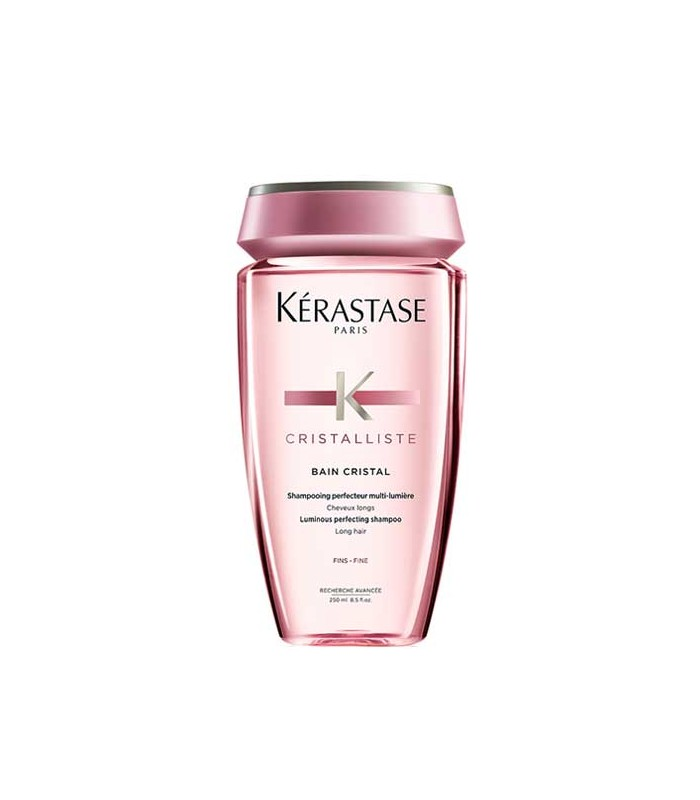 Kerastase bain cristal for fine hair 250ml for Kerastase bain miroir shine revealing shampoo