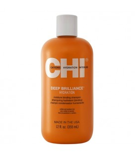 CHI Deep Brilliance Hydration Shampooing (350ml)