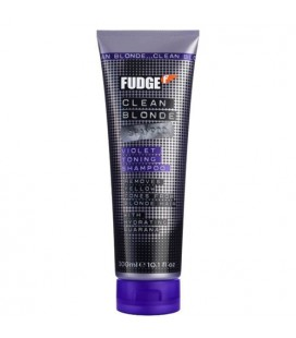 Fudge Clean Blonde Violet shampooing 300ml