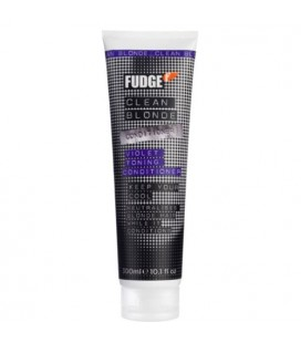 Fudge Clean Blonde Violet conditioner 300ml