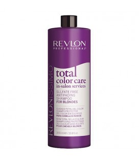 Revlon Revlonissimo Total Color Care Shampooing protecteur cheveux blonds 1000ml