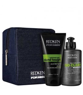 Redken For Men kit Stand Tough – Go Clean