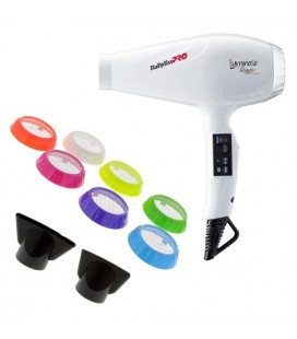 Hair dryer Luminoso white