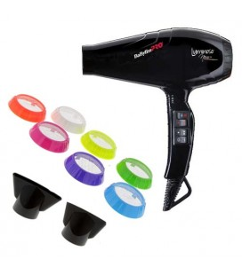 Hair dryer Luminoso black
