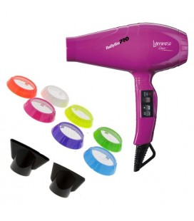 Hair dryer Luminoso pink