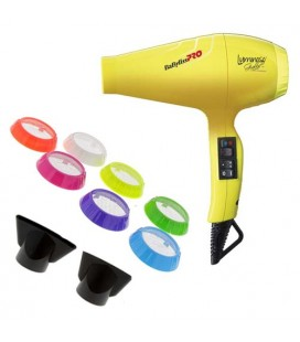Hair dryer Luminoso Giallo