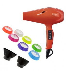 Hair dryer Luminoso Arancio